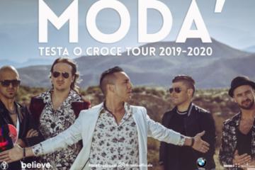 Concerto in Bus - Modà - Bari - 13 E 14 MARZO 2020