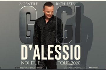 Concerto in bus Gigi D'Alessio 18 Aprile 2020 Bari