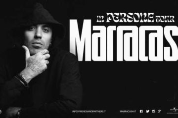 Concerto in Bus - Marracash 7 Maggio 2020 - Bari