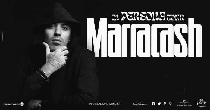 Concerto in Bus - Marracash 7 Maggio 2020 - Bari