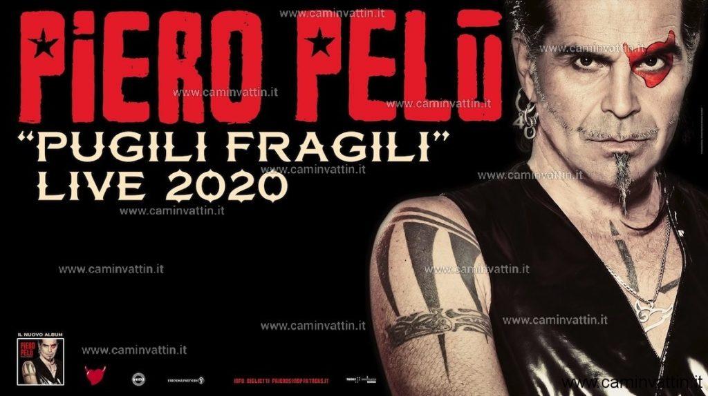 Piero Pelù 19 Luglio 2020 Molfetta Bus